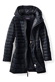 29453eb30 Girls Insulated Down Alternative ThermoPlume Parka