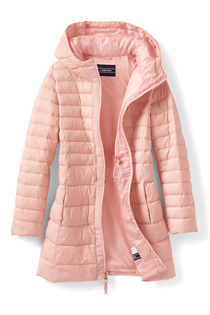 db04c7304 Girls' Thermoplume Coat   Lands' End