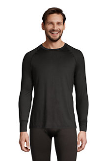 Men's Stretch Thermaskin Crew Neck Thermal Top