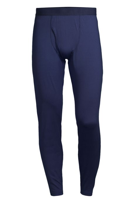 Men's Tall Stretch Thermaskin Long Underwear Pants Base Layer