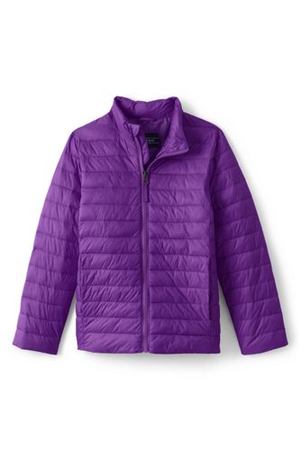 0028a6234 Kids Insulated Down Alternative ThermoPlume Jacket from Lands' End