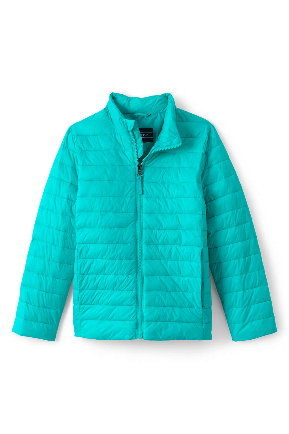 0c483ee0c3af Toddler Insulated Down Alternative ThermoPlume Jacket from Lands  End