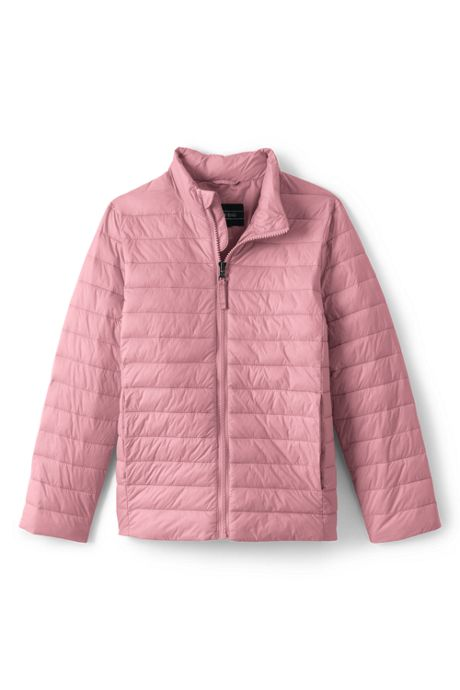 School Uniform Kids Insulated Down Alternative ThermoPlume Jacket
