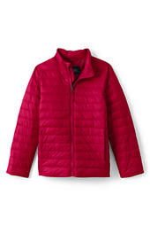 931eaaeec2c1 Kids Insulated Down Alternative ThermoPlume Jacket from Lands  End