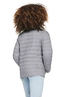 Kids Insulated Down Alternative ThermoPlume Jacket, Back