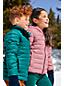 Steppjacke THERMOPLUME mit Packfach für große Kinder