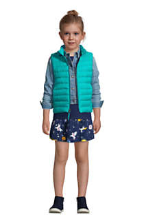 Little Kids ThermoPlume Vest, Front