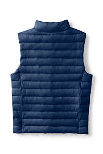 Little Kids ThermoPlume Vest, Back