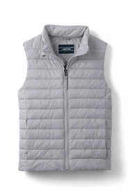 School Uniform Kids Insulated Down Alternative ThermoPlume Vest