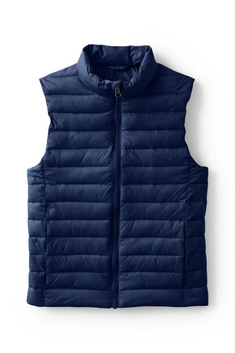 School Uniform Little Kids ThermoPlume Vest