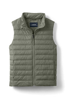 Kids' Packable Thermoplume Gilet