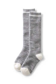 Kids Melange Thermaskin Heat Boot Socks
