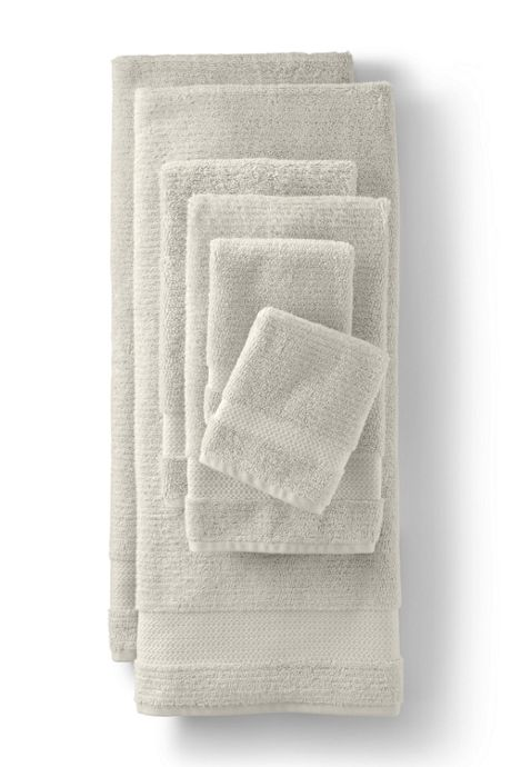 Organic Cotton Towel 6-piece Set