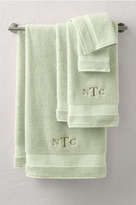Organic Towel 6-piece Set