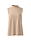 Women's High Neck Sleeveless Top