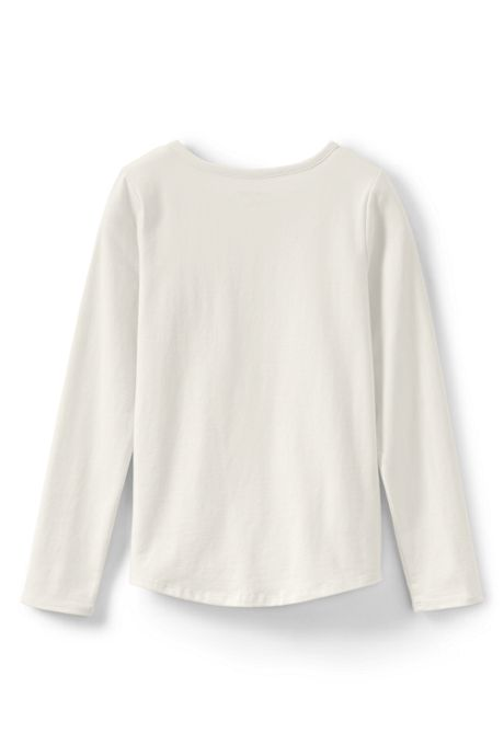 Little Girls Long Sleeve Core Tee