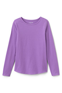 Le T-Shirt en Jersey Stretch, Fille