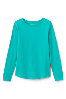 051f5b0ba685 Girls Tops - Quality & Stylish Tops for Girls | Lands' End