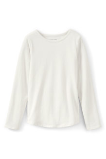 Girls' Long Sleeve Jersey T-shirt