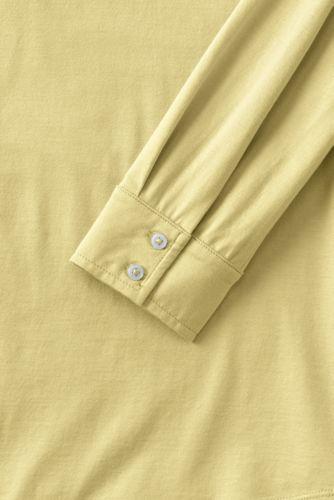 Langes Shirt mit Knopfmanschetten