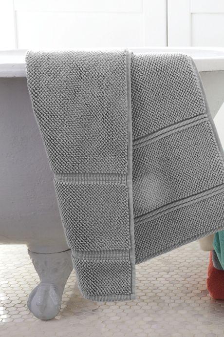 Turkish Textured Bath Rug