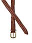 Men's Plaited Belt