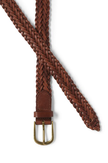 Men's Casual Braid Belt