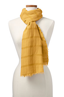 Women's Textured Scarf