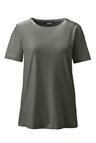 ffb2783cd3c Women s Velvet Short Sleeve T-shirt Crewneck