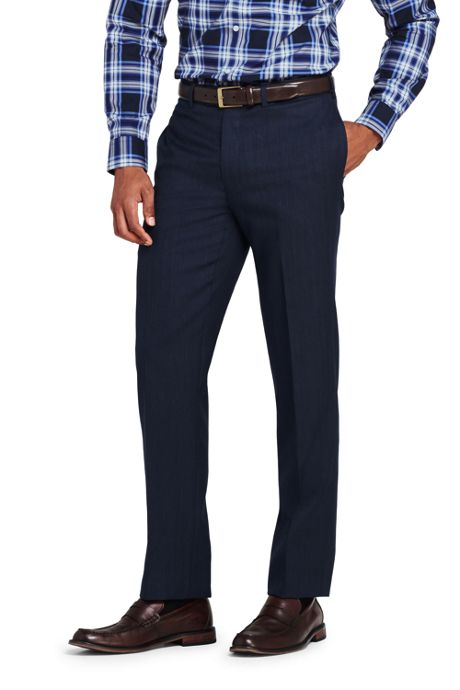 Men's Pattern Tailored Fit Year'rounder Trousers