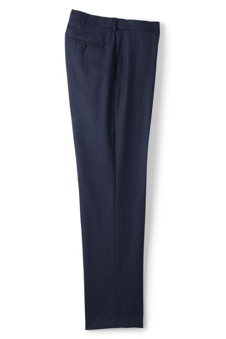 Men's Pattern Comfort Waist Year'rounder Trousers