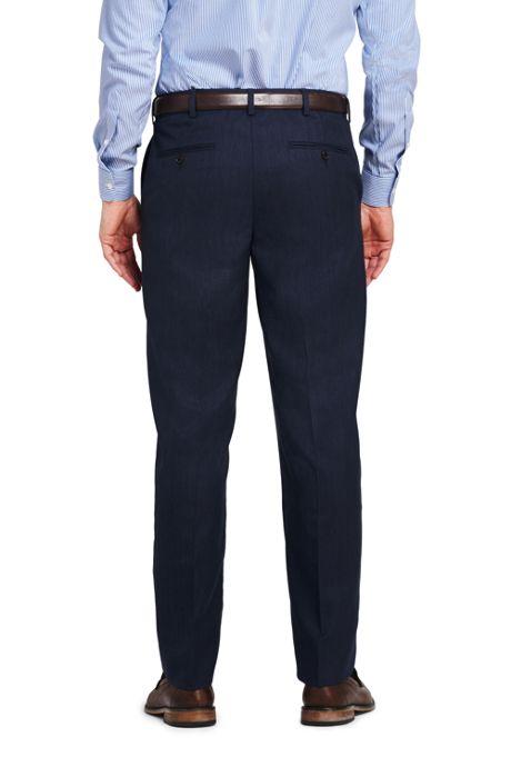 Men's Pattern Comfort Waist Year'rounder Trousers