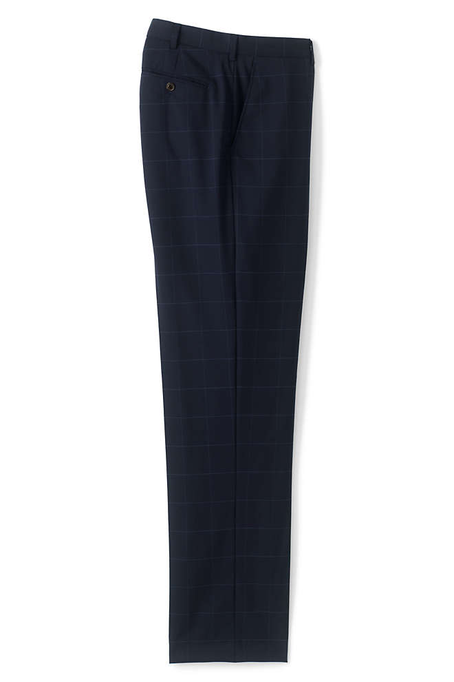 Men's Traditional Fit Comfort-First Year'rounder Dress Pants, Front