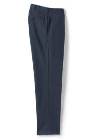 Men's Pattern Traditional Fit Comfort-First Year'rounder Trousers