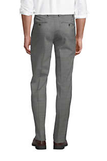 Men's Tailored Fit Comfort-First Year'rounder Dress Pants, Back