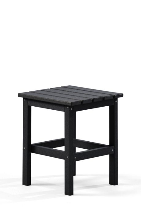 All-Weather Recycled Adirondack 15 Inch Side Table