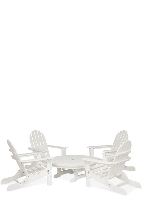 All-Weather Recycled Conversation Set