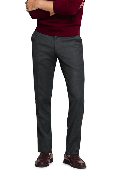 Men's Slim Fit Comfort-First Year'rounder Wool Pants