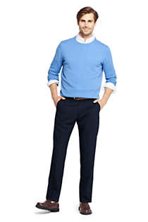 Men's Slim Fit Comfort-First Year'rounder Wool Dress Pants, alternative image