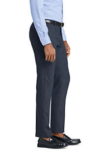 Men's Slim Fit Comfort-First Year'rounder Wool Dress Pants, Unknown