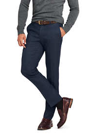 Men's Pattern Slim Fit Year'rounder Trousers