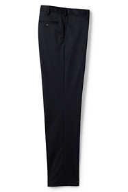 Men's Traditional Fit No Iron Supima Twill Dress Pants