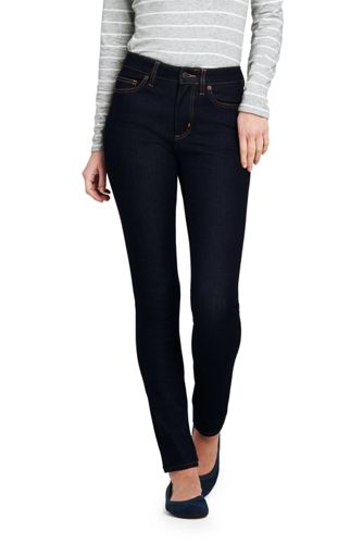 Women's Mid Rise 360° Stretch Slim Jeans
