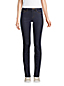 Le Jean Slim 360° Taille Mi-Haute Indigo, Femme Stature Standard