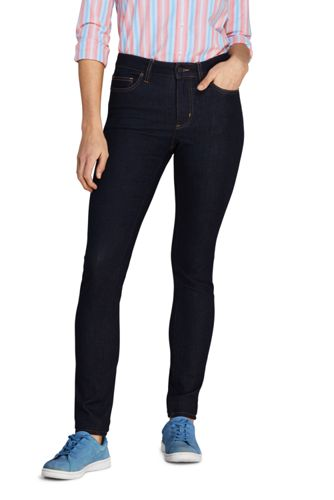 Slim Fit 360° Stretch Jeans in Indigo für Damen