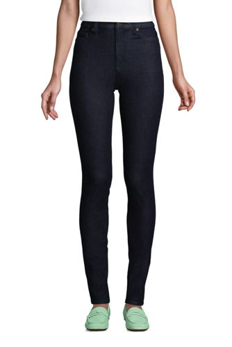 Slim Fit 360° Stretch Jeans in Indigo für Damen in Plus-Größe