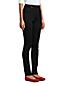 Le Jean Slim 360° Taille Mi-Haute Noir, Femme Stature Petite
