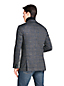 Men's Jacquard Knit Houndstooth Blazer