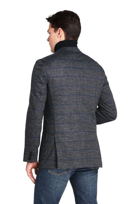 Men's Tailored Fit Comfort-First Knit Blazer