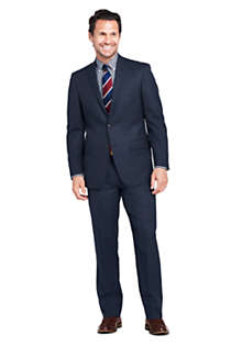 Men's Pattern Traditional Fit Year'rounder Suit Jacket, Unknown